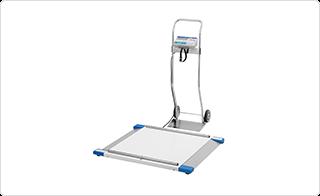 車椅子体重計